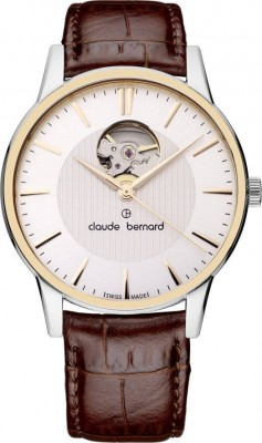 Claude Bernard Sophisticated Classics Automatic Open Heart 85017 357R AIR watch picture