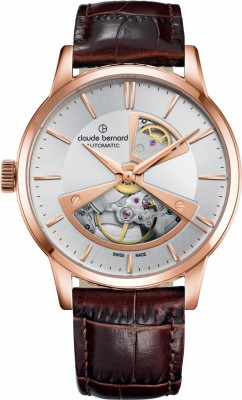 Claude Bernard Sophisticated Classics Automatic Open Heart 85017 37R AIR2 watch picture