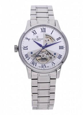 Claude Bernard Sophisticated Classics Automatic Open Heart 85017 3M2 ARBUN watch picture