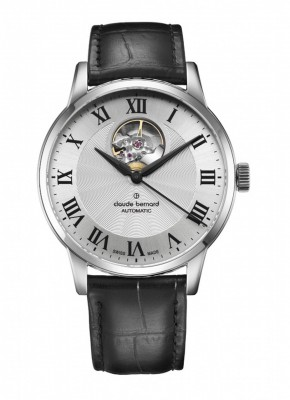 Claude Bernard Sophisticated Classics Open Heart Automatic 85017 3 AR watch picture