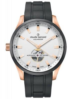 Claude Bernard Sporting Soul Aquarider Automatic Open Heart 85026 37RNCA AIR Ausstellungsstuck watch picture