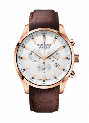 Claude Bernard Sporting Soul Aquarider Chronograph 10222 37RC AIR watch picture