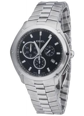 Ebel Classic Sport Quarz Chronograph 1216042 watch picture