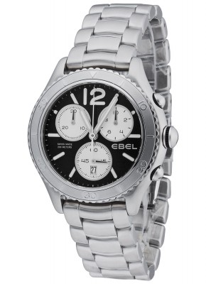 Ebel X1 Quarz Chronograph 1216120 watch picture