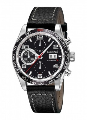 Eberhard Champion V Grand Date Chronograph 31064.2 CP watch picture