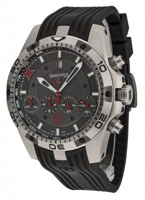 Eberhard Eberhard-Co Chrono 4 Geant Titane X Edition Limitee Date Chronograph 37061.1 CU watch picture