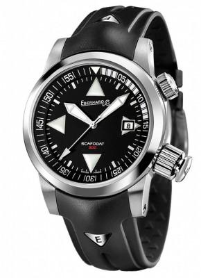 Eberhard Eberhard-Co Scafodat 500 Automatic Diver 41025.1 CU BS watch picture