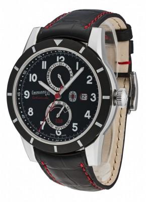 Eberhard Eberhard-Co Tazio Nuvolari Edition Limitee 336 Date GMT Gangreserve 41033.01 CP watch picture