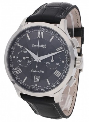 Eberhard ExtraFort Grande Taille Chronograph 31953.6 CP watch picture