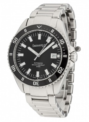 Eberhard Scafograf 300 Date Automatic 41034.4 CAD watch picture