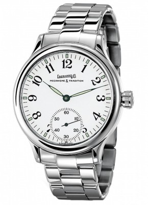 Eberhard Traversetolo 8 Jours Mechanical 21216.1 CA watch picture