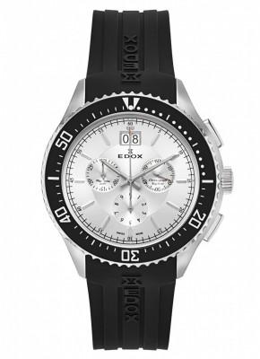 Edox C1 Chronograph Big Date 10026 3CA AIN watch picture