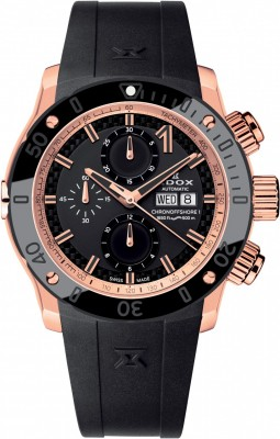 Edox Chronoffshore 1 Automatic Chronograph 01122 37R NIR watch picture