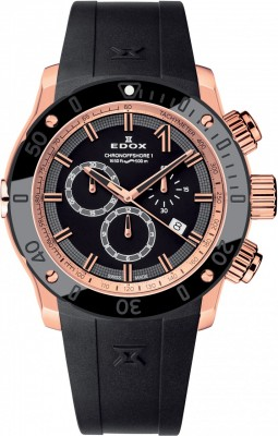 Edox Chronoffshore 1 Chronograph 10221 37R NIR watch picture