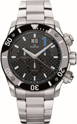 Edox Chronoffshore 1 Chronograph Big Date 10020 3M NBU watch picture