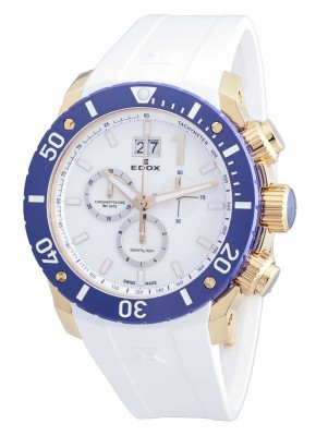 Edox Chronoffshore 1 Chronograph Limited Edition 10020 37RBU BIR watch picture