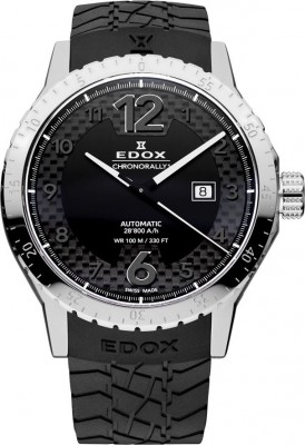 Edox Chronorally 1 Automatic 80094 3 NN watch picture