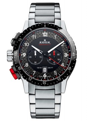 Edox Chronorally 1 Sport Chronograph 10305 3NRM NR watch picture