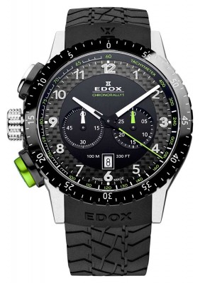 Edox Chronorally 1 Sport Chronograph 10305 3NV NV watch picture
