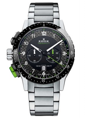 Edox Chronorally 1 Sport Chronograph 10305 3NVM NV watch picture
