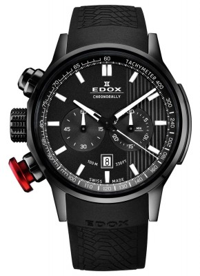 Edox Chronorally 10302 37N GIN watch picture
