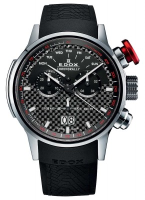 Edox Chronorally Big Date Chronograph 38001 TIN NIN watch picture