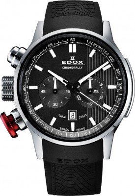 Edox Chronorally Chronograph 10302 3 GIN watch picture