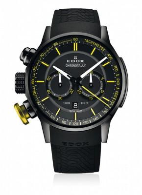 Edox Chronorally Chronograph 10302 37NJ NOJ3 watch picture