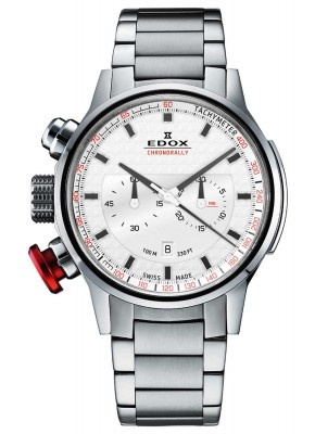 Edox Chronorally Chronograph 10302 3M AIN watch picture