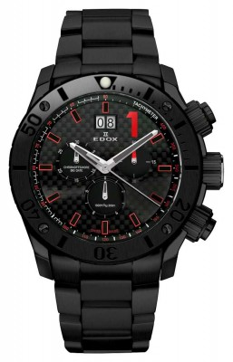 Edox Class 1 Chronoffshore 10021 37N NRO watch picture