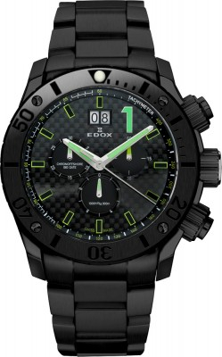 Edox Class 1 Chronoffshore Chronograph 10021 37N NV watch picture
