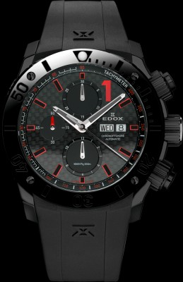 Edox Class 1 Chronoffshore Chronograph Automatic 01114 37N NRO watch picture