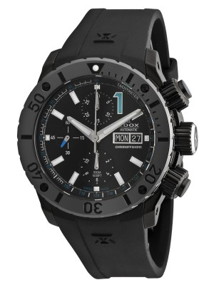 Edox Class 1 Chronoffshore Limited Edition Diver 500m Day Date 01111 37N NIN watch picture