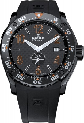 Edox Class 1 Iceman Limited Edition 96001 37NO NIO2 watch picture