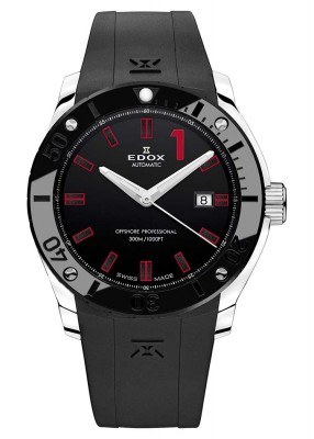 Edox Class 1 Offshore Professional 80088 3N NRO watch picture