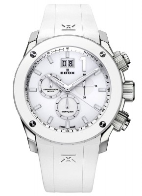 Edox Class1 Chronoffshore Big Date 10020 3B BN2 watch picture