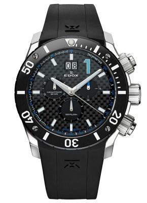 Edox Class1 Chronoffshore Chronograph Big Date 10020 3 NBU watch picture