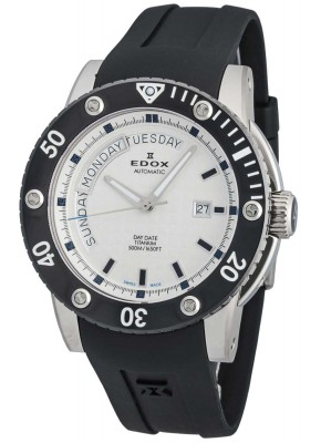 Edox Class1 Day Date Automatic 83005 TIN AIN watch picture