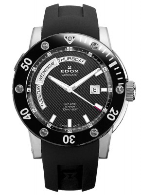 Edox Class1 Day Date Automatic 83005 TIN NIN2 watch picture