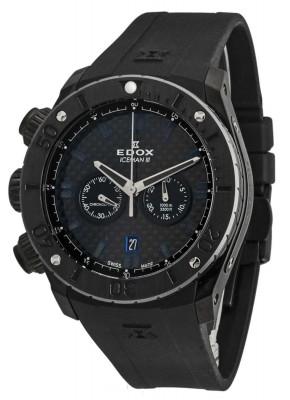 Edox Class1 Iceman III Limited Edition Chronograph 10306 37NR GIR watch picture