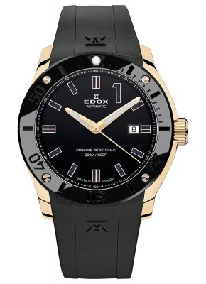 Edox Class1 Offshore Professional 80088 37R NIR watch picture