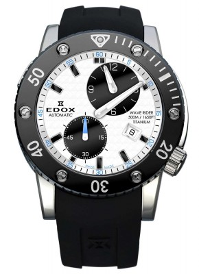 Edox Class1 Wave Rider 77001 TIN AIN watch picture
