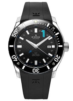 Edox Class1 Worldtimer GMT Automatic 93005 3 NBU watch picture