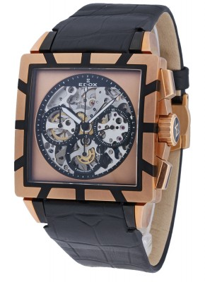 Edox Classe Royale Chronograph Limitid Edition 95001 357RN NIR watch picture