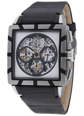 Edox Classe Royale Jackpot Chronograph Limited Edition 95001 357N NIN watch picture