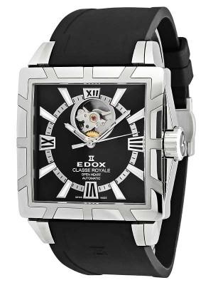 Edox Classe Royale Open Heart Automatic 85007 3 NIN watch picture
