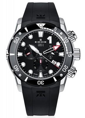 Edox CO1 Chronograph Date Quarz 10242 TIN NIN watch picture
