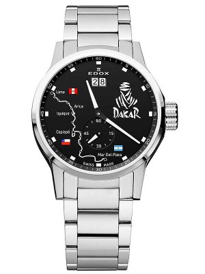 Edox Dakar Limited Edition Big Date 64009 3 NIN2 watch picture