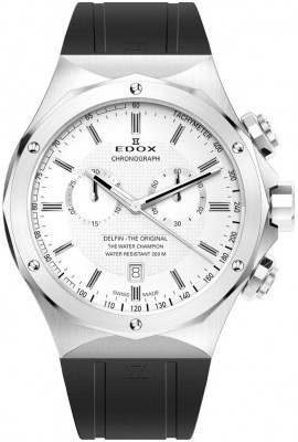 Edox Delfin Chronograph 10107 3CA AIN watch picture