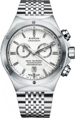 Edox Delfin Chronograph 10108 3 AIN watch picture